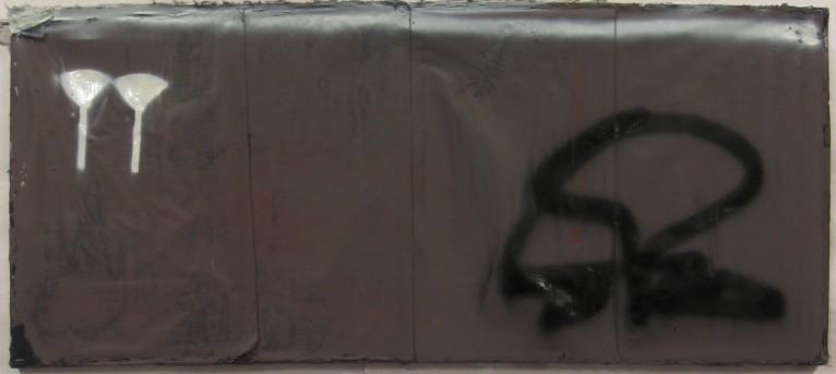 100 x 50 cm, komb, objekat 2009